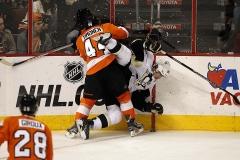 Sidney Crosby Checked