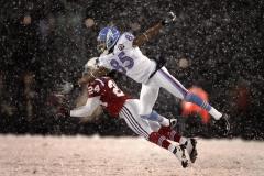 Snowy Catch