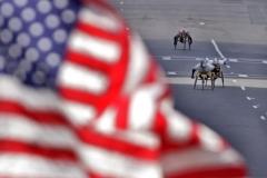 Boston Marathon Wheelchair