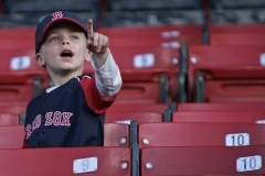 Boston Red Sox Young Fan