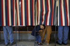 Curious Young Voter