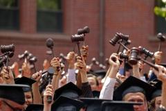 Harvard Law School Graduation