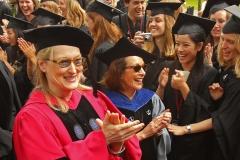 Meryl Streep Harvard Graduation