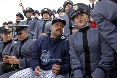 New York Yankees Joba Chamberlain West Point Cadets