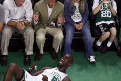 Kevin Garnett Reacts