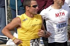 Lance Armstrong Boston Marathon